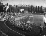 Opening Ceremonies of the 1960 Paralympic Games