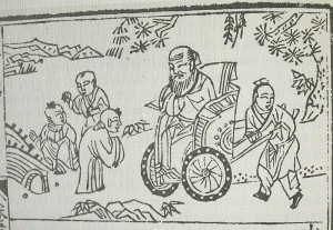 Confucius and Children