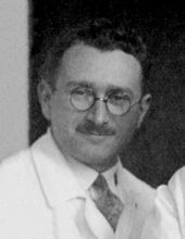 Ludwigg Guttmann, a pioneer for adaptive sports.