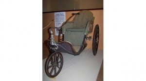 Wheelchair at the Museum of Bath